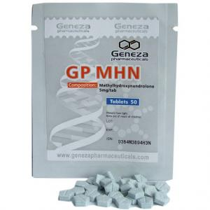 GP MHN - Methylhydroxynandrolone - Geneza Pharmaceuticals