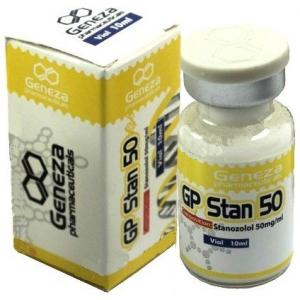 GP Stan 50 -  - Geneza Pharmaceuticals