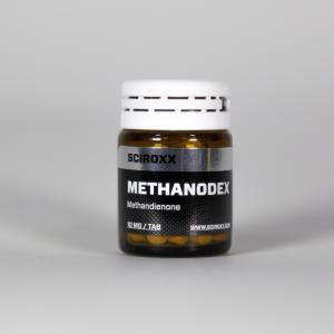 Methanodex 10 - Methandienone - Sciroxx