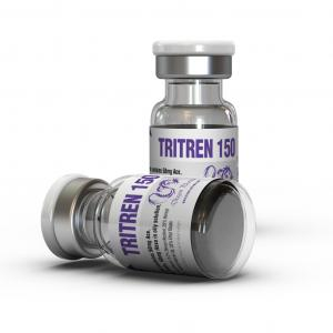 Tritren 150 - Trenbolone Acetate - Dragon Pharma, Europe